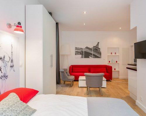 Investissement locatif meublé Paris