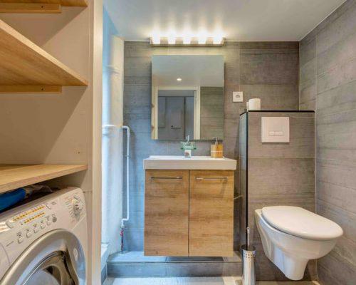 Investissement locatif meublé - Montmartre