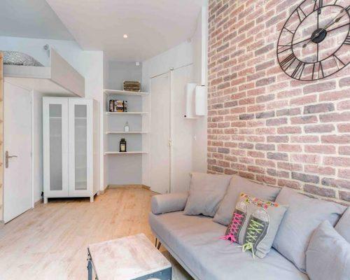 Appartement Investissement locatif coup de coeur Paris