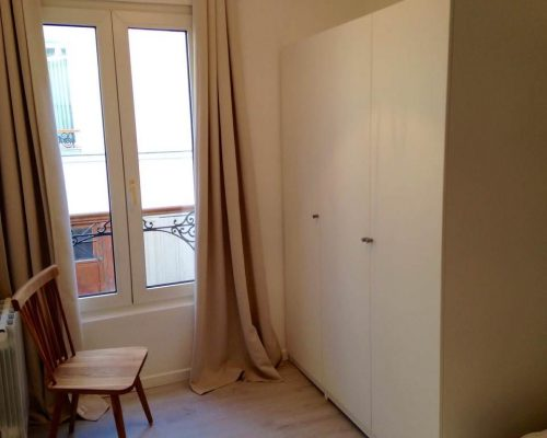Investissement locatif T2 Paris