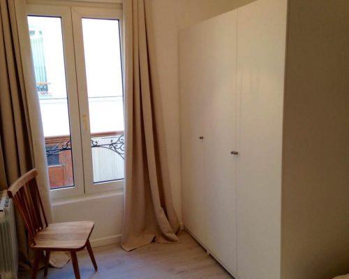 Investissement locatif T2 Paris