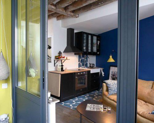 Investissement immobilier ancien meublé