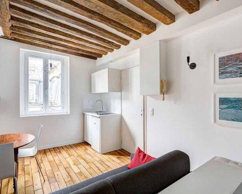 investir studio locatif meuble paris