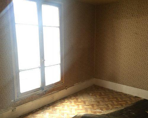 Achat appartement à rénover pour investissement locatif à Paris 17