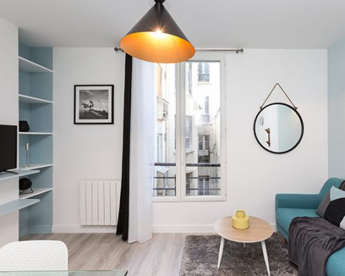 Un investissement immobilier locatif rentable à Paris 17