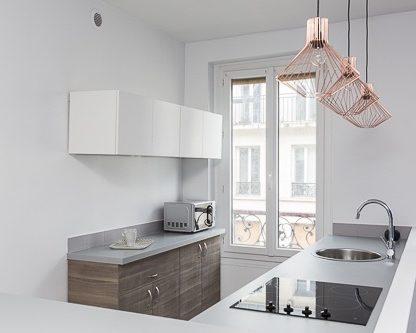 Home Staging T2 locatif meublé haut de gamme et rentable