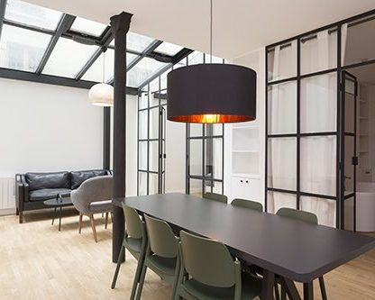 Local commercial Loft Paris