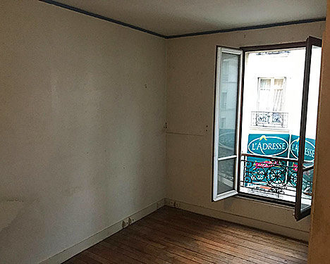 Investissement locatif rentable travaux paris 14 didot
