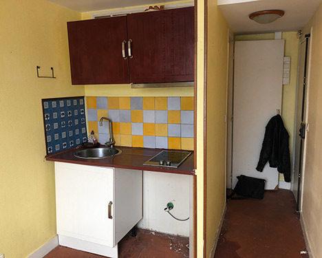 studio à rénover pour investissement immobilier à paris 9